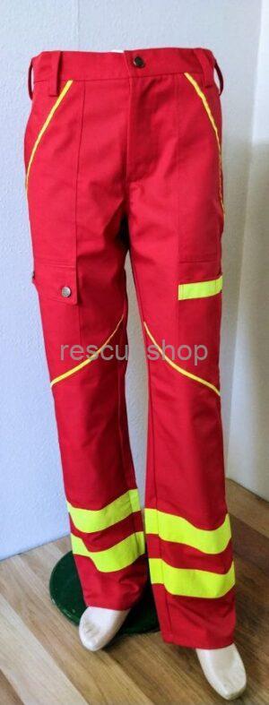 Rescue dupla sárga nadrág