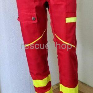 Rescue slim dupla sárga nadrág