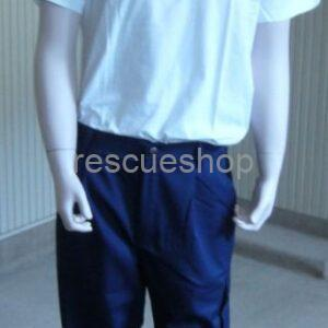 Mentős nadrág,kék, ezüst fényvisszaverős