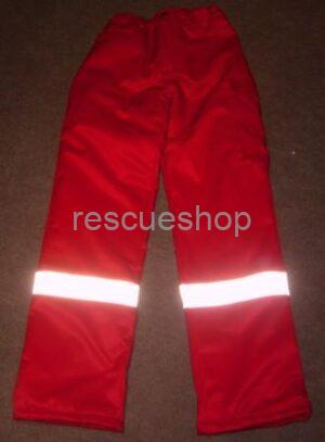 vízlepergetős bélelt mentős nadrág